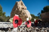 Strong turnout at Camposol Remembrance Day service on Saturday