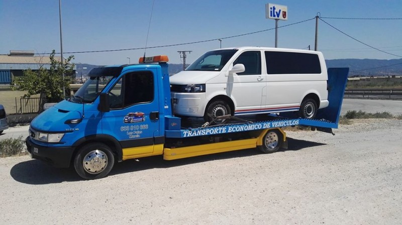 AutoTrans 88, roadside recovery and vehicle transportation service in the Costa Cálida