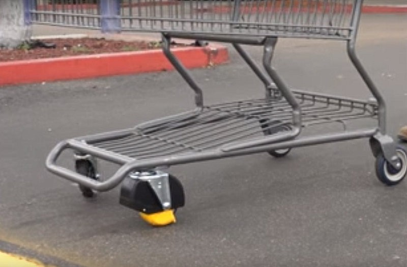 Mercadona introduces anti-theft devices on supermarket trolleys