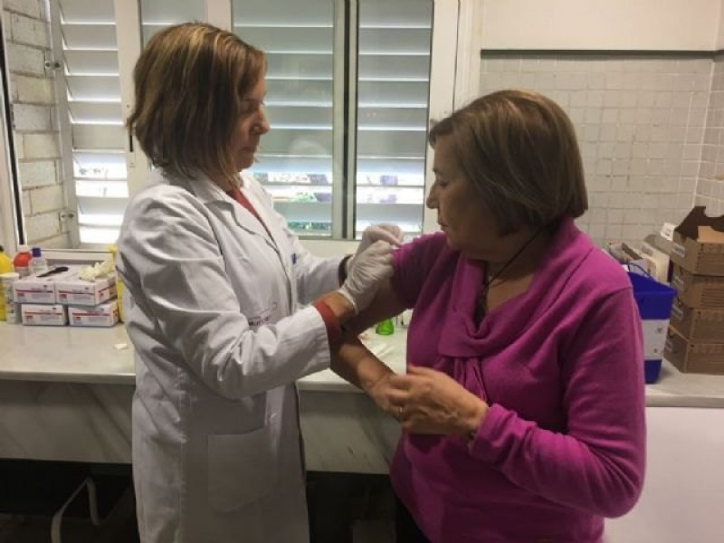 Winter flu vaccination campaign under way in Murcia