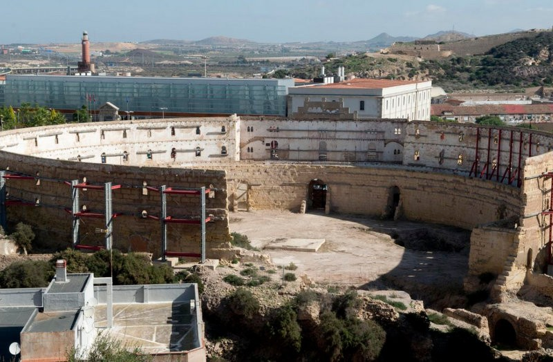 Murcia government confirms funding of Cartagena Roman amphitheatre excavation