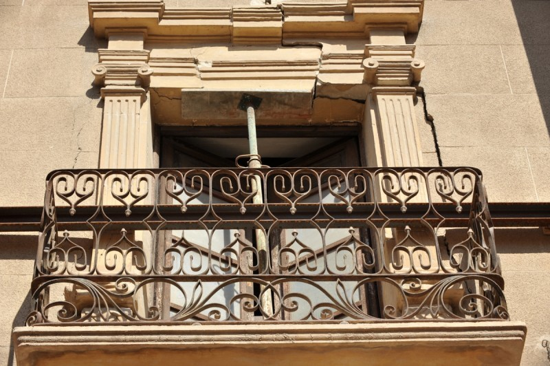 Scaffolding removed from historic Lorca building after over six years