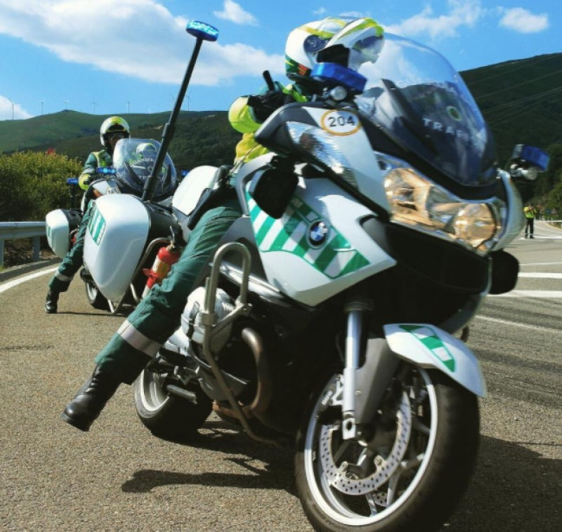 60 new lightweight portable speed guns for motorbike traffic police