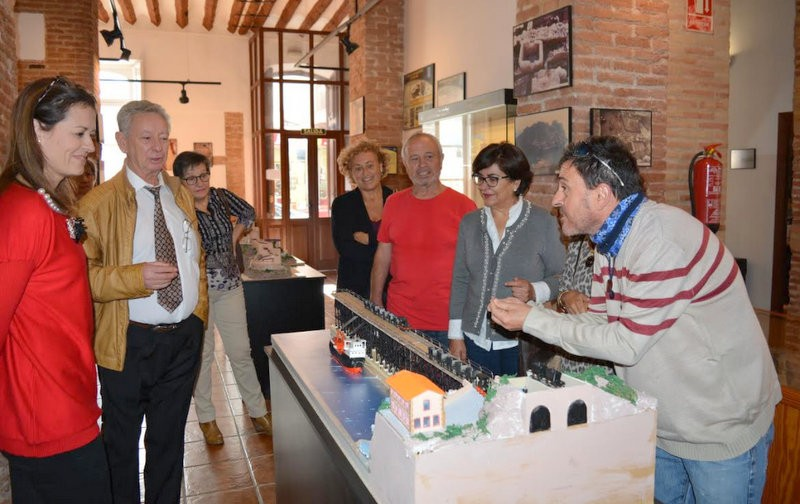 <span style='color:#780948'>ARCHIVED</span> - Águilas archaeological museum to display scale models of historic local buildings