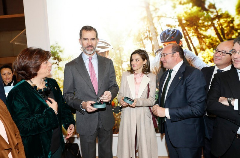 <span style='color:#780948'>ARCHIVED</span> - King and Queen of Spain to visit Caravaca de la Cruz