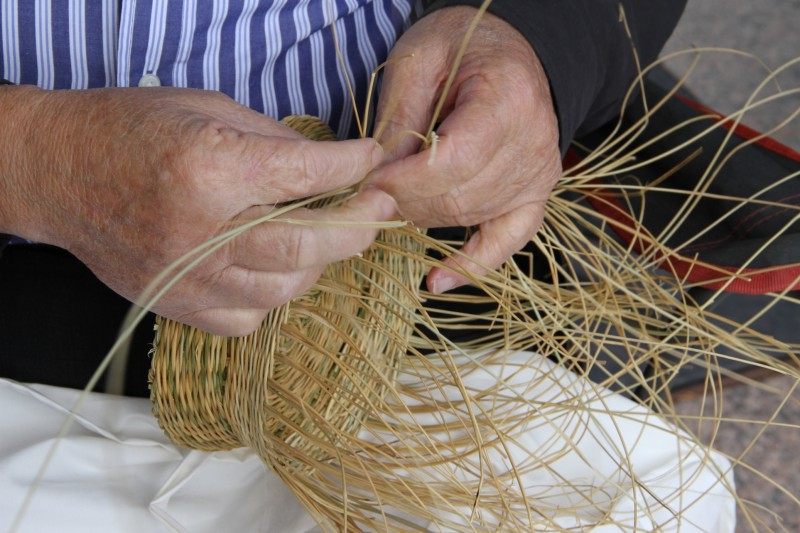 Museo del Esparto, the esparto grass weaving museum in Archena