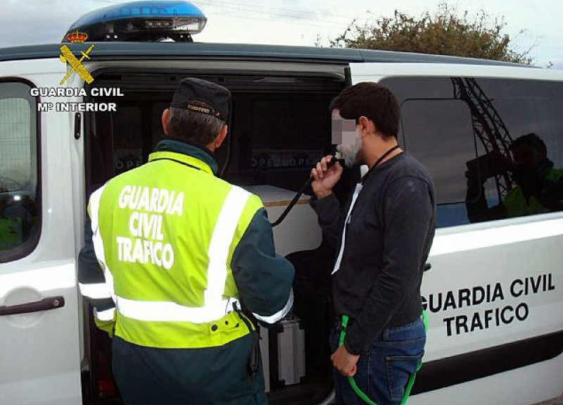 Motorists be warned: speeding and alcohol checks over the holiday weekend in Murcia