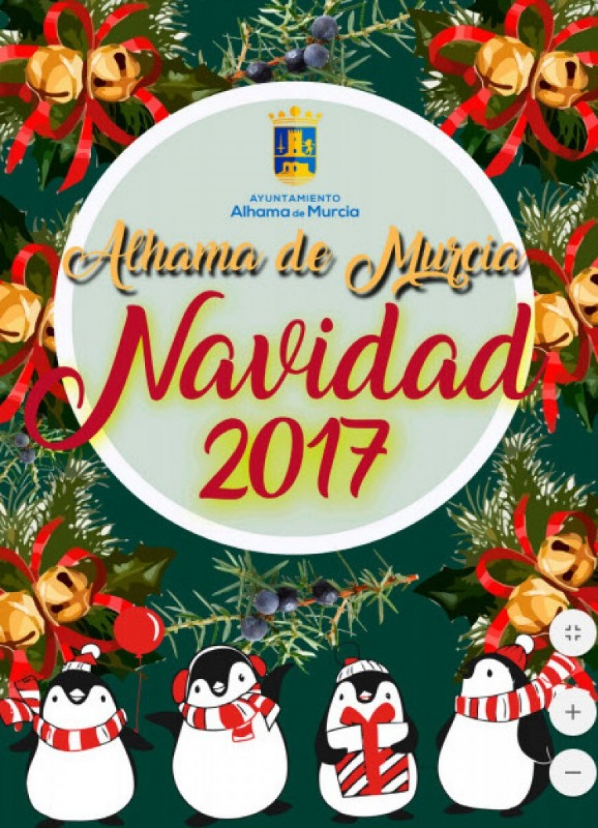 15th December to 6th January: Christmas in Alhama de Murcia