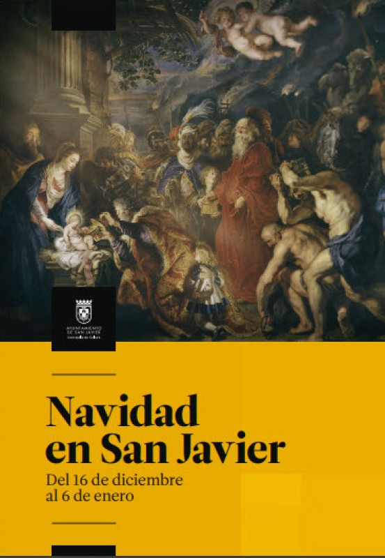 16th and 17th December, pre-Christmas weekend events in San Javier