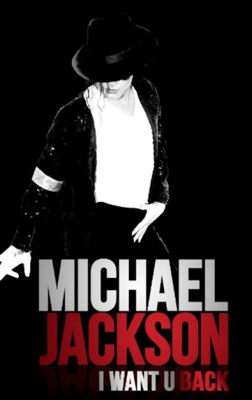 2nd to 4th February, I Want U Back Michael Jackson tribute at the Auditorio Víctor Villegas in Murcia