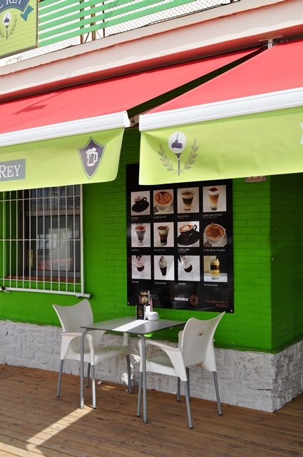 El Rey Resto Bar Balsicas offers practical Spanish meals