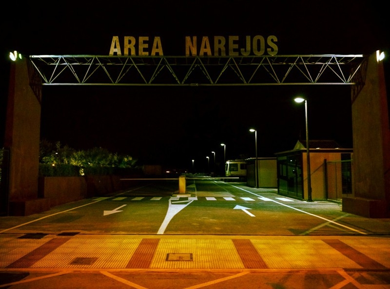 Area Narejos Camping Park Mar Menor Murcia