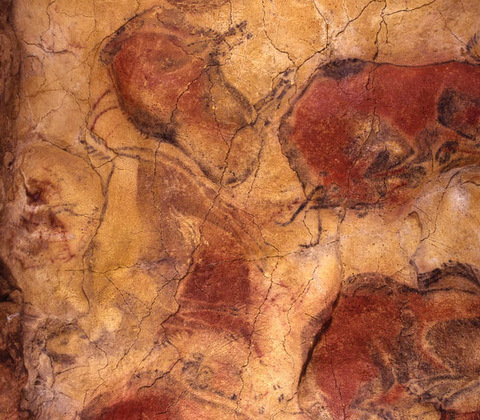 the discoveries of cave paintings in the excavations of altamira in cantabria spain Ever discovered altamira cave paintings (34,000-15,000 bce)  the stone age sites in spain (other than altamira) listed by the un include: (in cantabria), the cave .