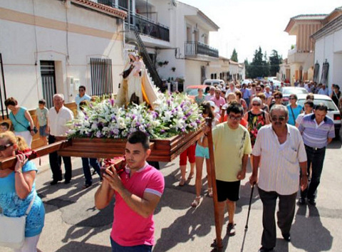 Puerto Lumbreras Fiestas of the Virgen del Carmen
