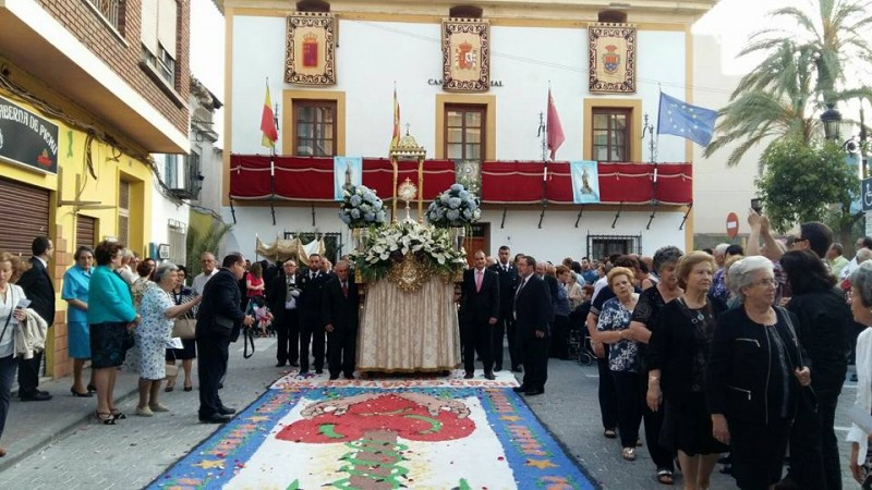 Annual fiestas in Archena