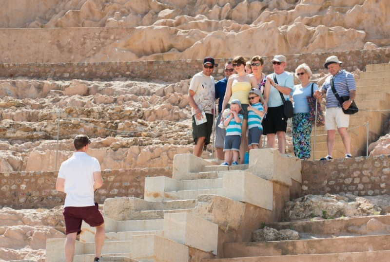 <span style='color:#780948'>ARCHIVED</span> - International tourism in Murcia heads for record year