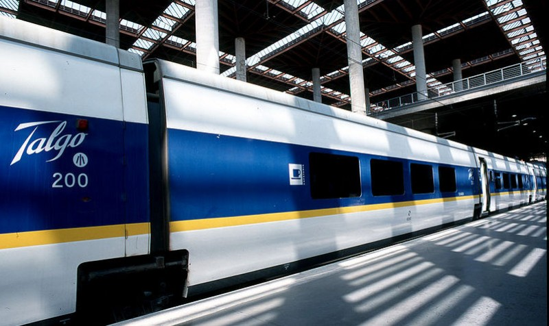 January sales extend to long-distance rail travel to and from Murcia