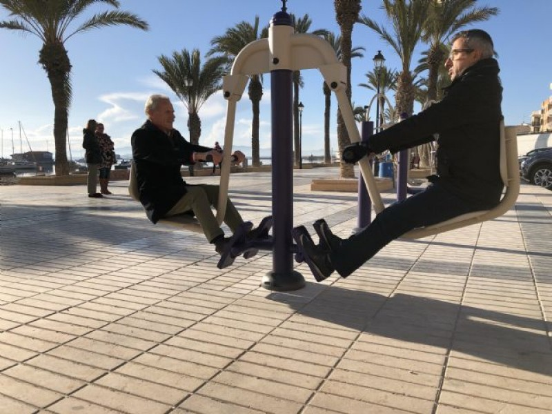 Get fit alongside the beaches in Los Alcázares this spring