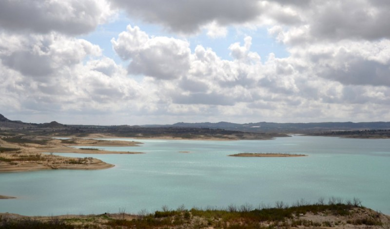Recent rain has little effect on the drought situation in Murcia