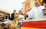 13th to 21st January Cartagena: Fiestas of San Antón with blessing of the animals