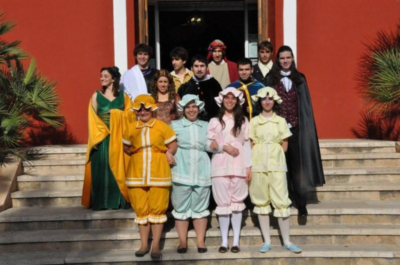 18th March Alhama de Murcia: FREE theatrical tour of the historical sights of the town