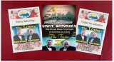 The Tenors opera show at the Hotel La Encarnacion in Los Alcázares every Saturday