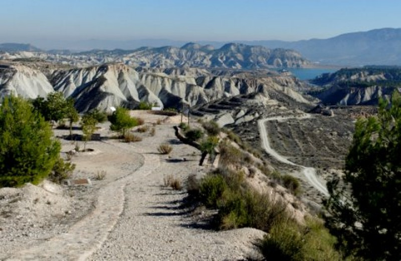 11th February Sierra Espuña: Free guided walk in the Barrancos de Gebas lunar landscape