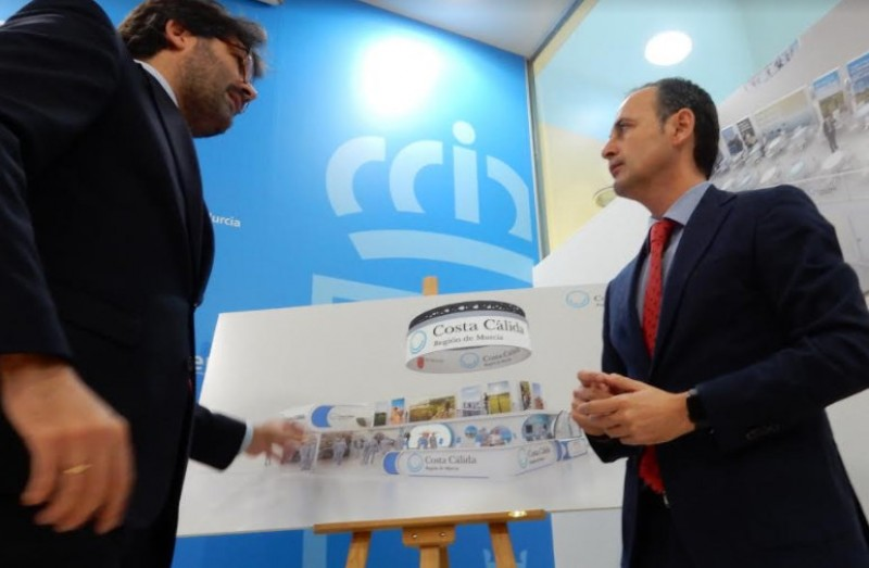 Murcia highlights Corvera airport and its cultural heritage at the FITUR tourism fair