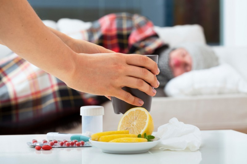 Murcia flu rate almost double the national average