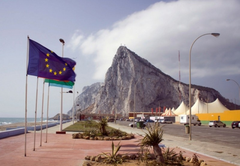 Spanish and UK government officials negotiate the application of Brexit to Gibraltar