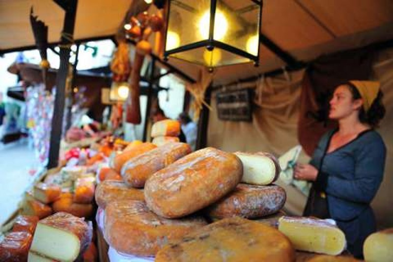 20th and 21st January Mediaeval market in Ricote