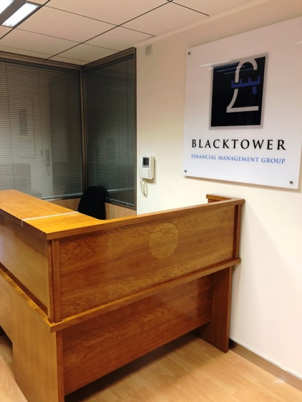 Blacktower Financial Management (Int.) Ltd open new office at San Pedro Del Pinatar