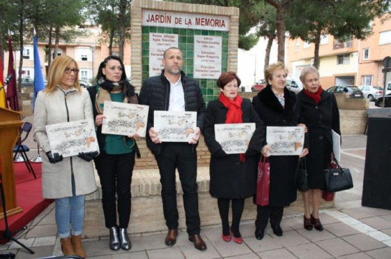 Bullas commemorates natives of the town who were sent to Nazi concentration camps