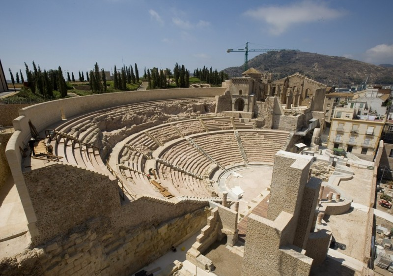 New guided tours programme for Roman Theatre Museum in Cartagena include ENGLISH tours and tapas
