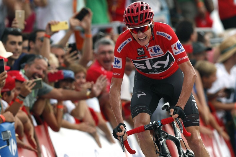 San Javier will be stage finish on 30th August for the 2018 cycling Tour Vuelta a España