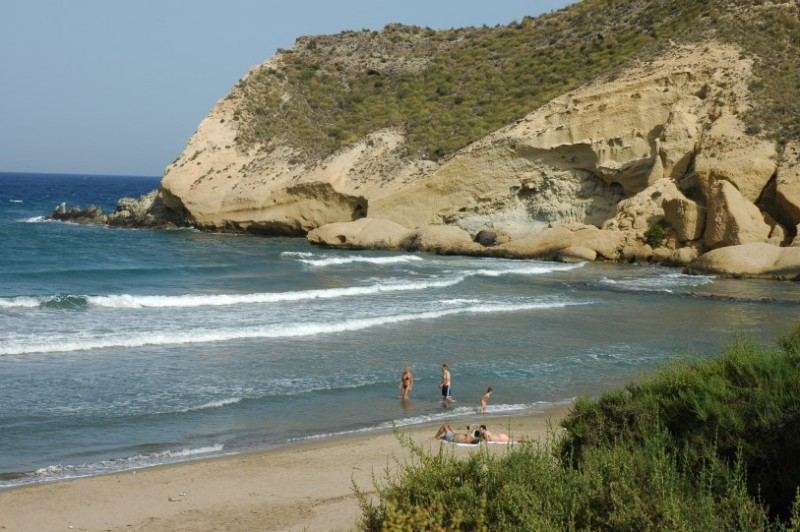 25th March Águilas: Free guided coastal walk through the cuatro calas protected natural area
