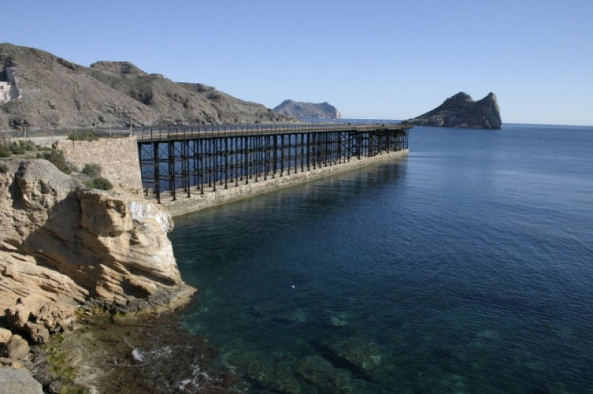 Modifications and ENGLISH language additions to the popular guided visits programme in Águilas