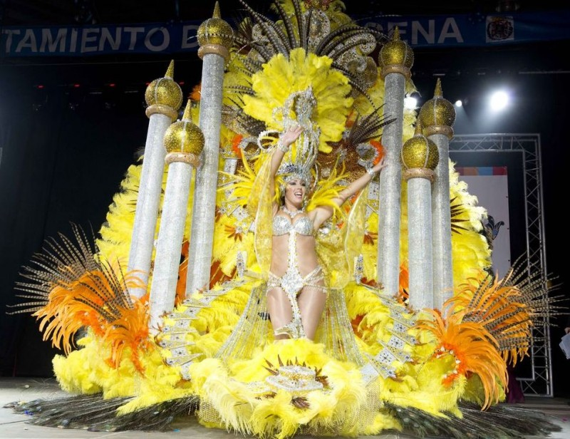 <span style='color:#780948'>ARCHIVED</span> - 2nd to 13th February, Carnival in Cartagena