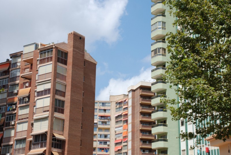 More property sales in Murcia last November but fewer new mortgages