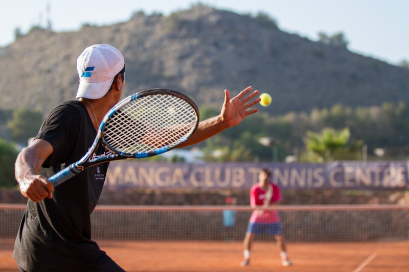 La Manga Club nets new global tennis media partner.