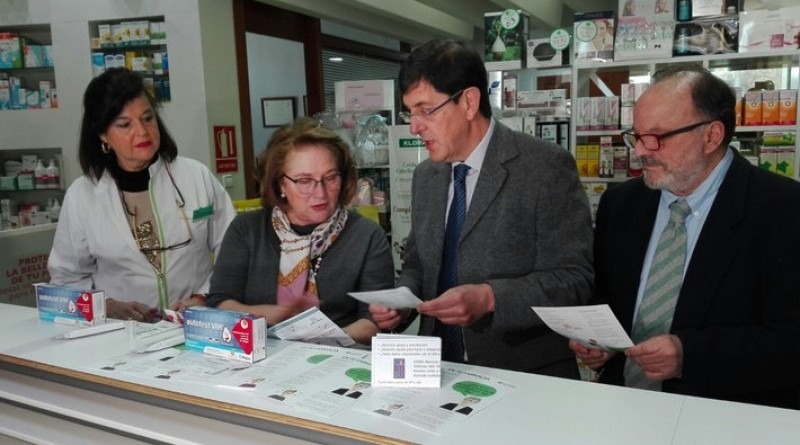 HIV self-diagnosis tests now freely available from chemists throughout Murcia