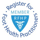 Mobile Foot Health practitioner covering Mar Menor and Costa Cálida