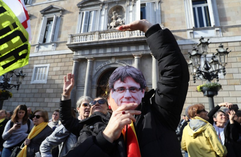 Is this the next president of the Catalan government?