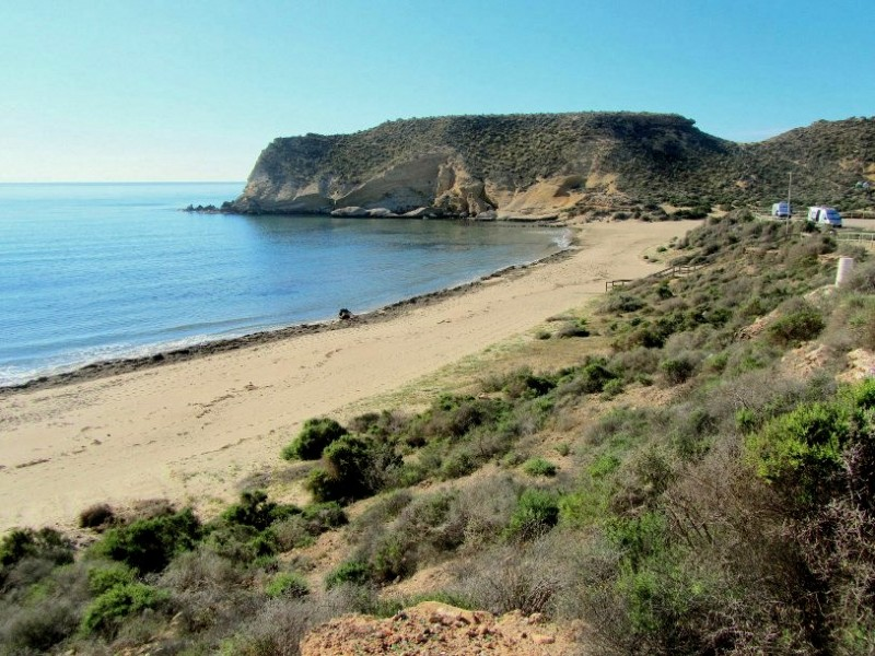 22nd April Águilas:Free guided coastal walk along the cuatro calas route