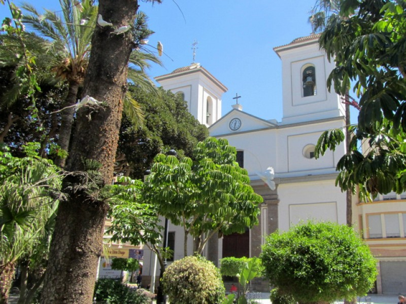 7th April Águilas: Free guided tour of historical highlights within Águilas