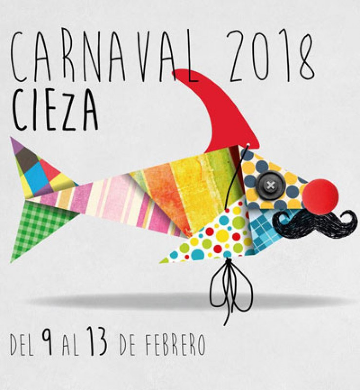 9th to 13th February Carnival in Cieza