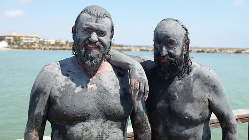 Lorca and the Mar Menor benefit from Hairy Bikers TV publicity