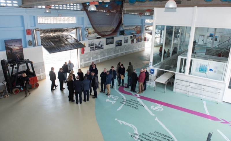 60,000 euros spent on project to install fishing museum in Mazarrón harbour fish market