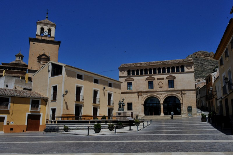 22nd April guided historical tour of Jumilla