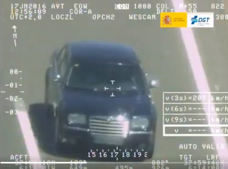 Radar speed traps on Spanish roads: how fast are you allowed to drive without being fined?